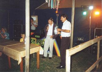 Bild: Wünschendorf Anton Hofer und Roland Börner