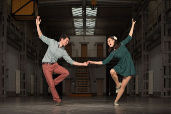 Lindy Hop Heilbronn Workshop