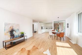Homestaging Beispiel Essbereich Bachsteffel Home
