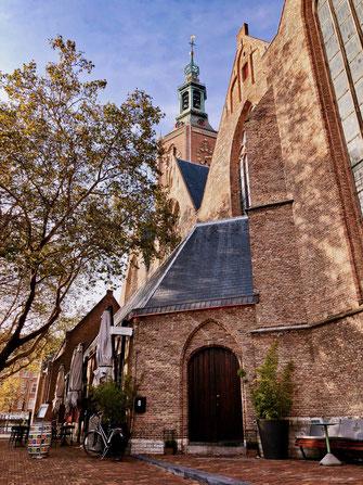 Grote Kerk in The Hague