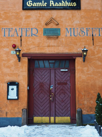 Oslo, Old Town, Theater Museet