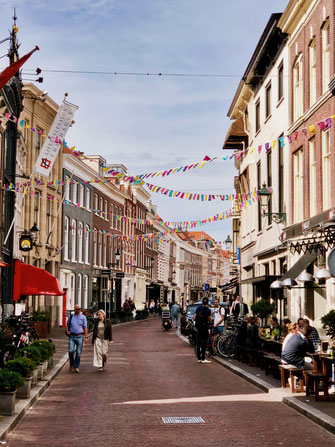Denneweg in the Hague