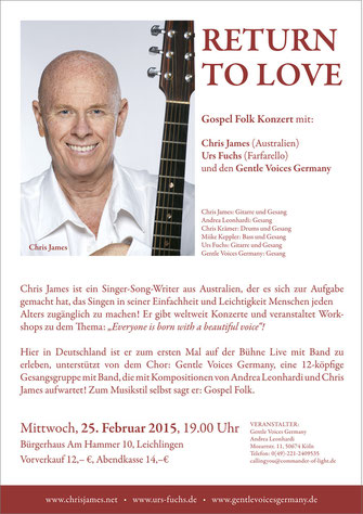 konzert_chris_james_gentlervoicesgermany_buergerhaus_leichlingen_return_to_love_chrisjames.net