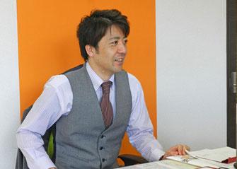 代表取締役 谷島健次の画像