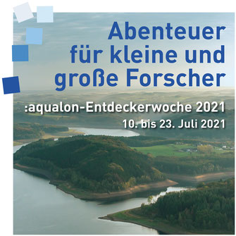 :aqualon Entdeckerwochen 2021