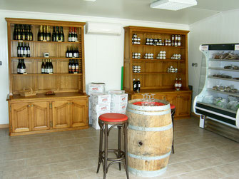 Gaec des Aouzines - vin - charcuterie - Pailhères