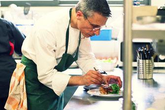 Jean-Marc Boyer - Le Puits du Trésor - Restaurant à Lastours