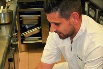 Paul Guilhem - Restaurant Ducs des Joyeuses - Couiza