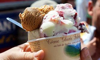 Glaces Audeline - glaces artisanales au lait de brebis