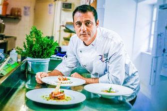 Albert Batlle - Restaurant Le Brantalou - Quillan