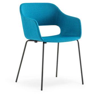 Babila sillón armchair pedrali www.lacadira.com