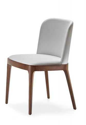 Magda silla de comedor italiana cattelan la cadira for Sillas de comedor en barcelona