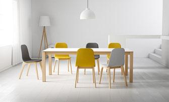Quadra Nova mesa extensible cancio