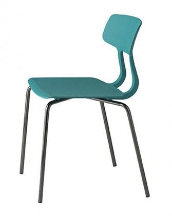 Snap silla de interior y exterior metalmobil et al