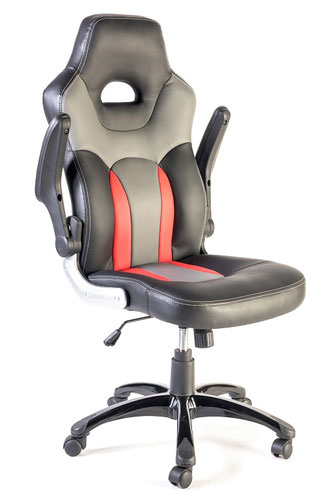 silla gamer Dayton giratoria regulable ergonómica