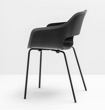 Babila sillón armchair 2735 pedrali www.lacadira.com