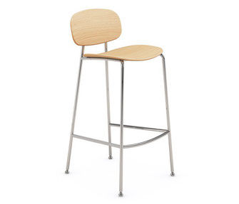 Tondina kitchen stool infinitidesign
