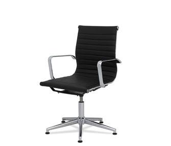 J2 sillón de oficina en piel Eames