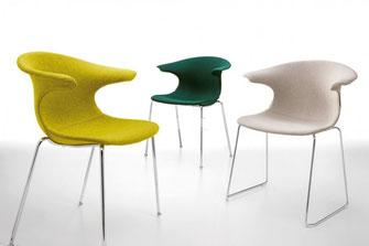 Loop upholstered infiniti design www.lacadira.com