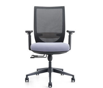 Corba curva sillón de oficina