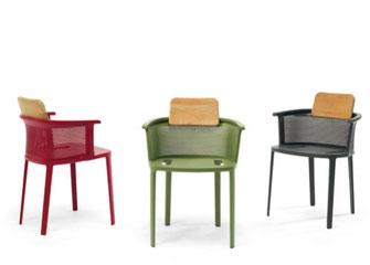 Nicolette sillón exterior de diseño ethimo