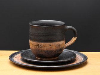 Keramik Tasse handgemacht