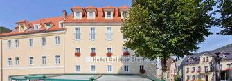 "Muggendorf: Hotel-Restaurant ""Goldner Stern"""