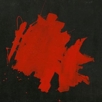 Prachensky Markus, Rot auf Schwarz - Gainfarn, galerie artziwna, Wien