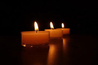 Meditation Candle~奥駈~の画像