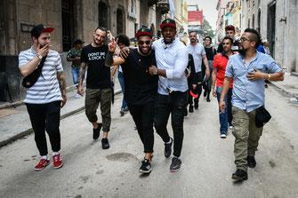 Competidores cuba Havana Club