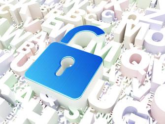 Symbol für Alarmanlagen auf der Homepage von SafeTech