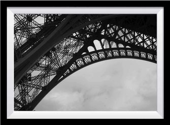 Fotografie Frankreich, Eiffelturm