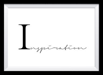 Typografie Poster Inspiration, inspiration