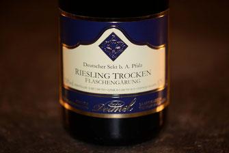 Weingut Deimel in der Pfalz - Sekt und Secco