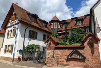 Weingut Deimel in der Pfalz - Kontakt