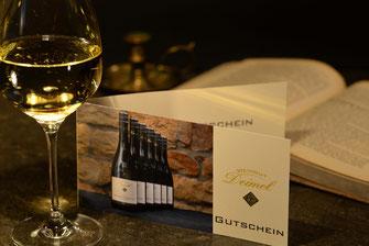 Weingut Deimel in der Pfalz - Gutschein