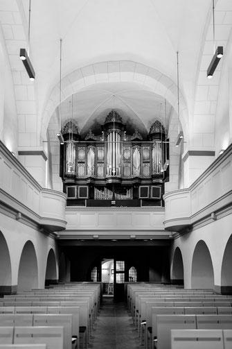 Konfirmation, Gottesdienst, Zeven, Kirche, Orgel, Konfirmanden