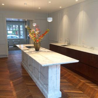 Calacatta-marble-kitchen