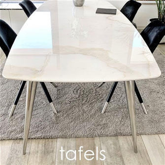 marmer en graniet tafels