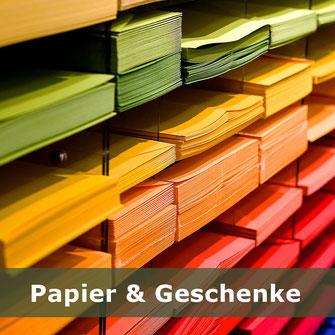 Papier & Geschenke