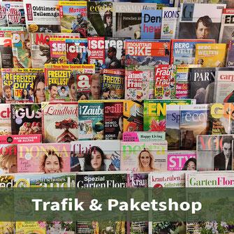 Tabak Trafik & GLS-Paketshop Rattenberg
