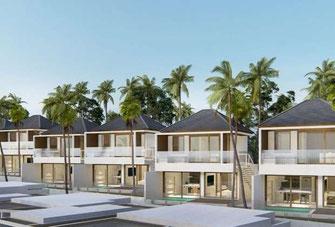 Pecatu villas  for sale