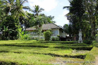 Colonial style villa for sale Tabanan, Bali.