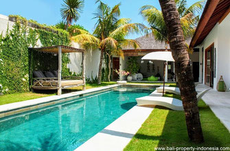 Sanur long period Leasehold villa for sale.