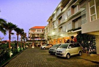 Hotel for sale in Kerobokan