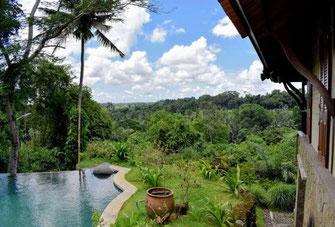 Lodtunduh villa for sale including a rental license