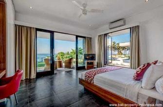 Keramas beachfront villa for sale