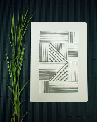 Papeterie ikken - Cahier Lignes