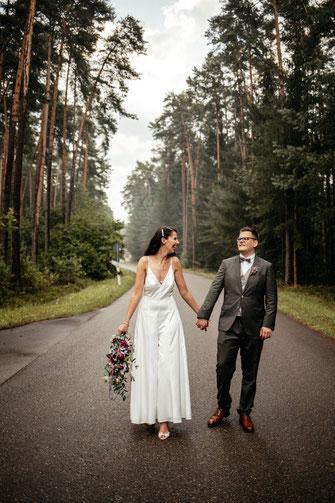 Hochzeitsfotografie Fränkisches Seenland