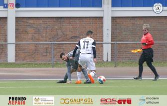 FC Amed - Steglitz GB